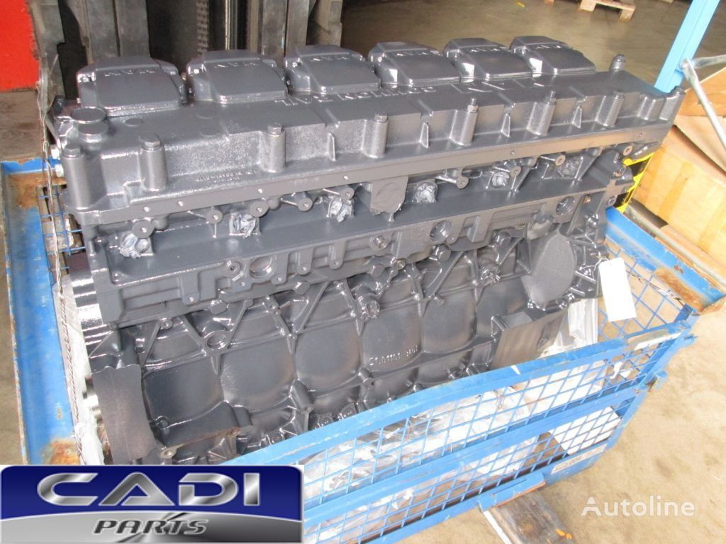 MAN D2066LUH48 per BUS e engine for truck
