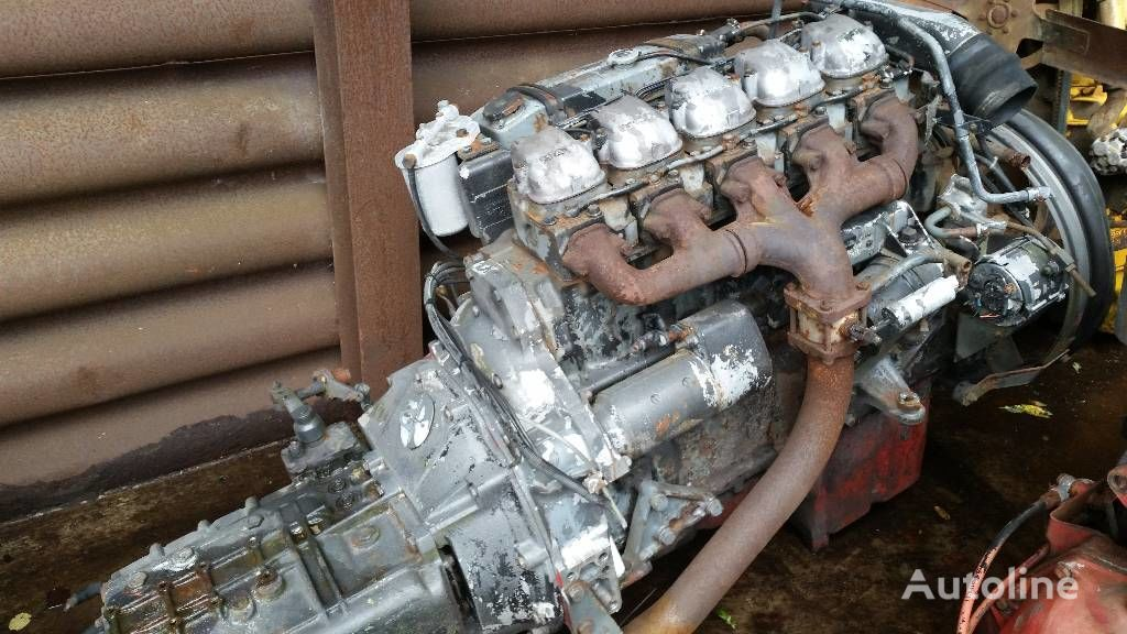 engine for MAN D2556MF truck