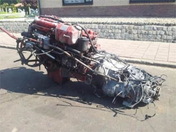 engine for MAN D2566 truck