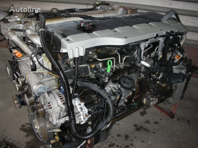 MAN D2676 engine for truck