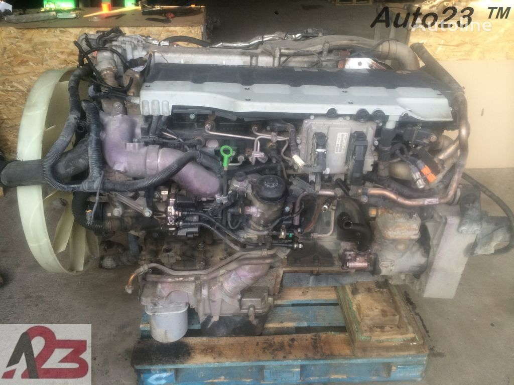 D2676 Biturbo D26 engine for MAN TGX truck