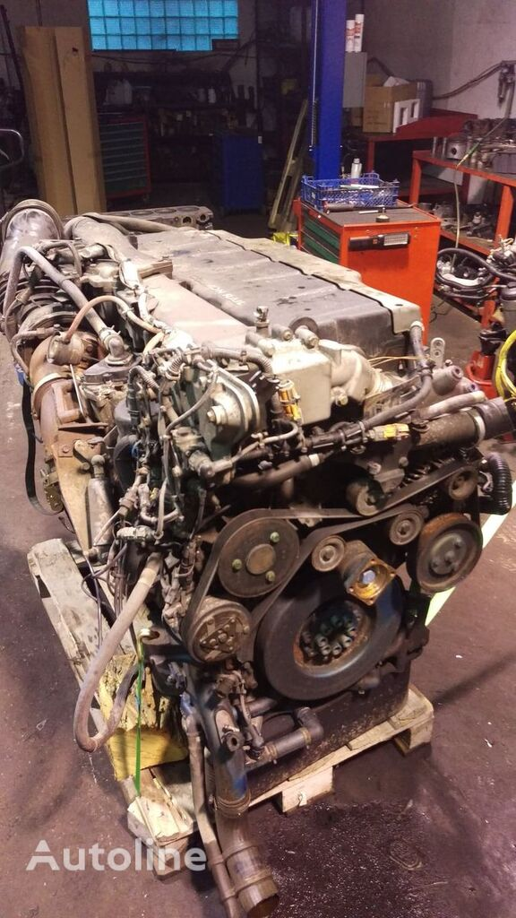 MAN D2676LF engine for MAN TGX truck