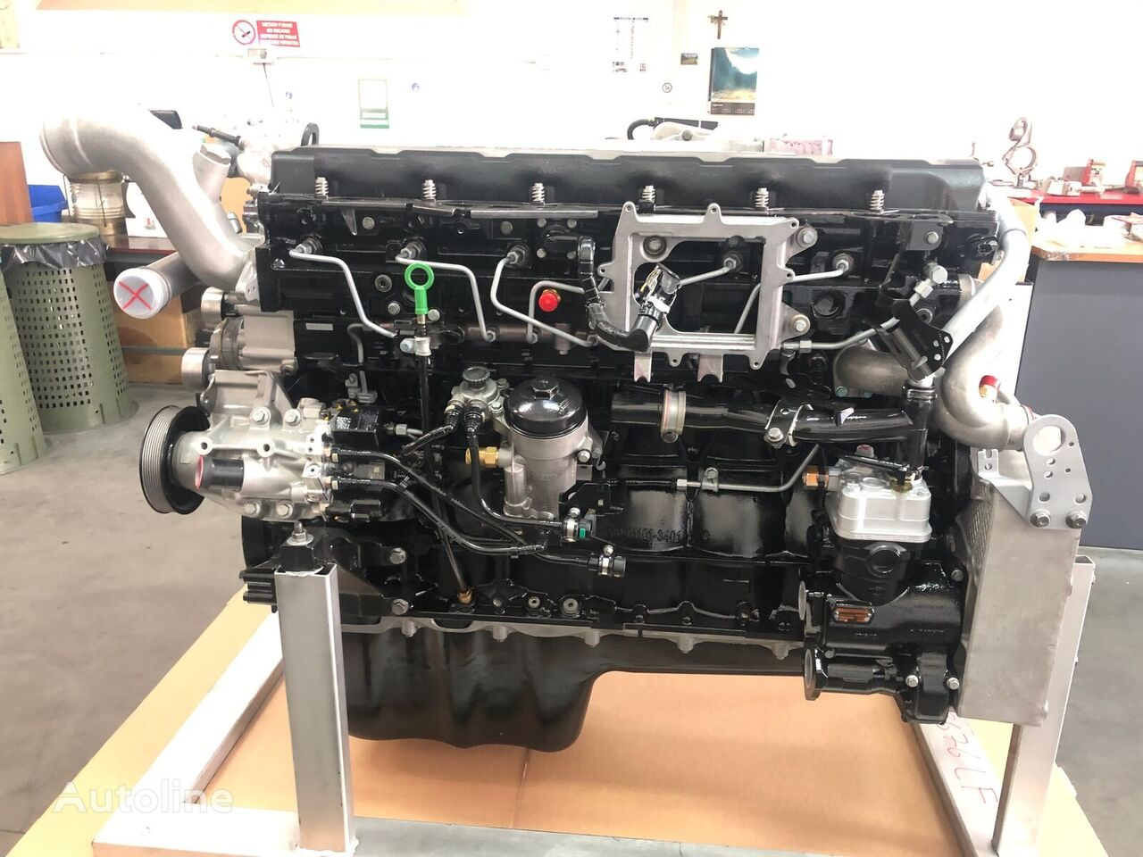 MAN D2676LF05 engine for truck