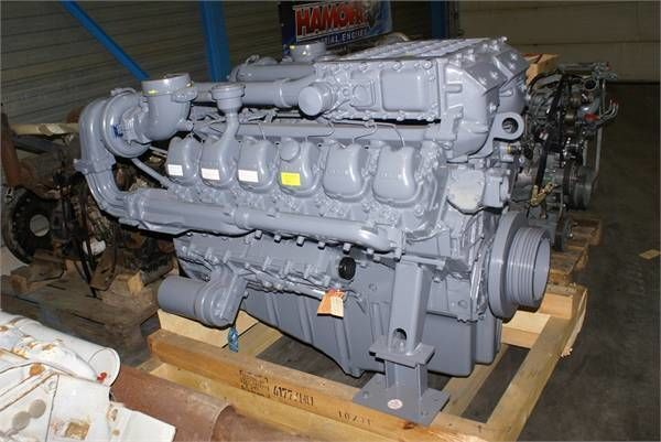 new MAN D2842 LE201 NEW engine for MAN other construction equipment