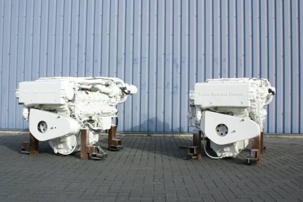 MAN D2842LE409 engine for MAN D2842LE409 tractor unit