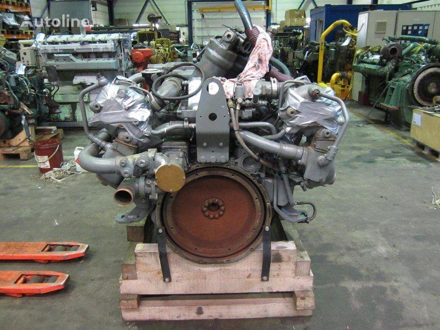 new MAN D2848LE403 engine for MAN camper