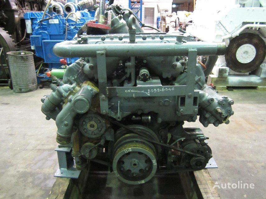 new MAN D2848LE403 marine engine engine for MAN D2848LE403 camper