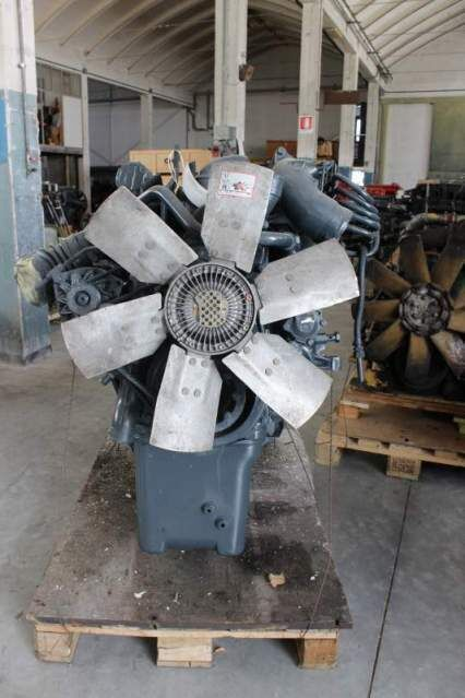 MAN D2865 LF05 engine for truck