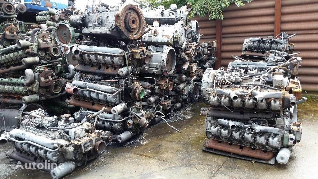 MAN D2866 D2566 engine for MAN D2866 D2566 truck