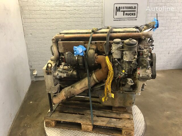 MAN D2866 LF25 engine for truck