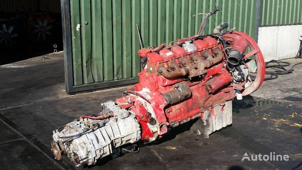 MAN D2866F engine for MAN D2866F truck