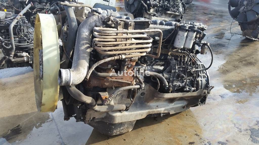 MAN D2866LF20 engine for MAN D2866LF20 truck