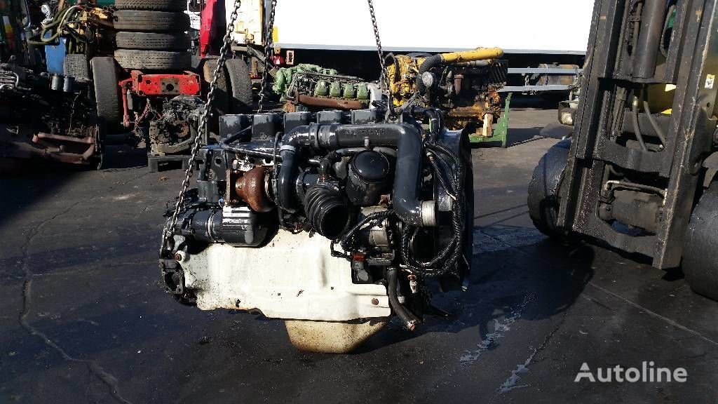 engine for MAN D2866LF20 truck