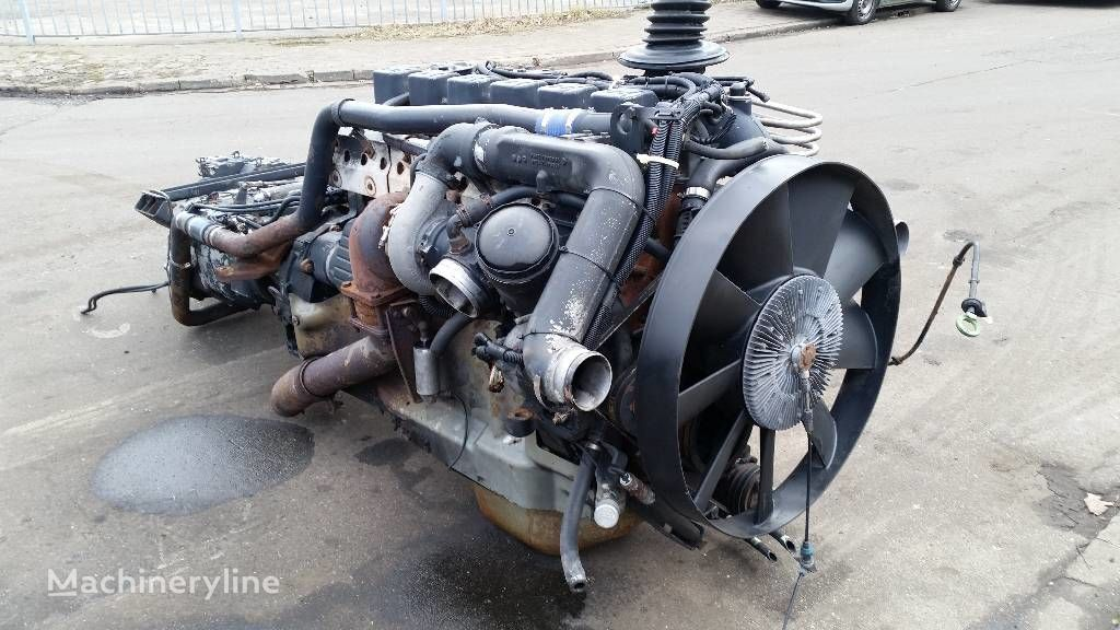engine for MAN D2866LF20 other construction equipment