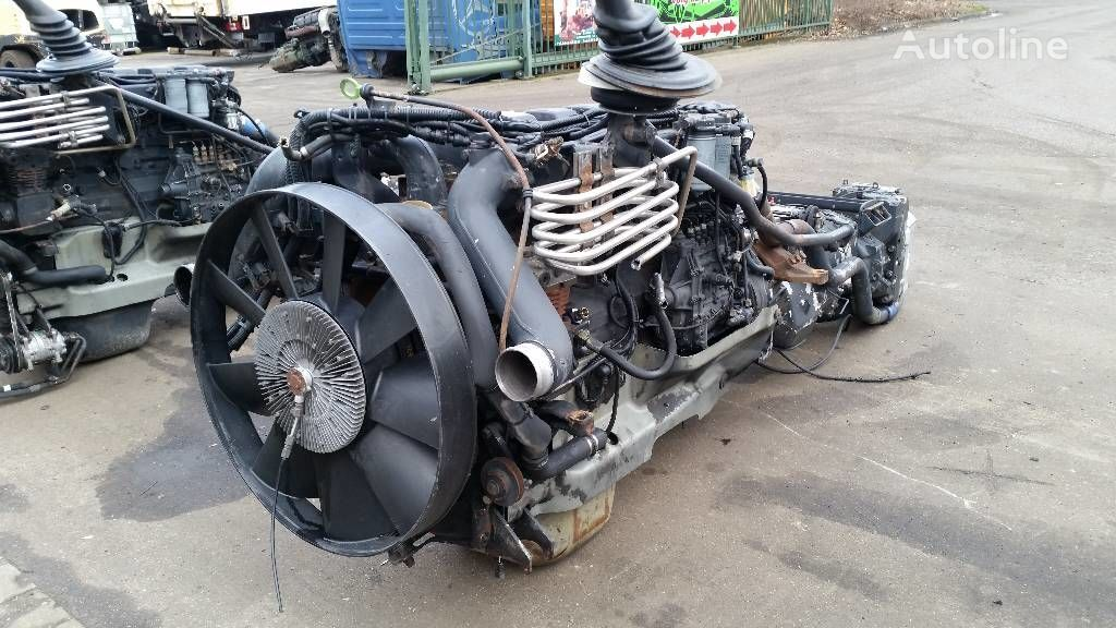 engine for MAN D2866LF20 tractor unit