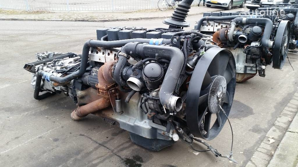 MAN D2866LF20 engine for MAN D2866LF20 tractor unit