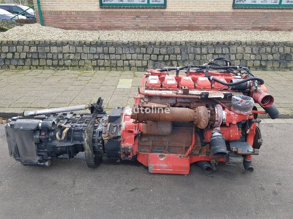 MAN D2866LOH engine for truck