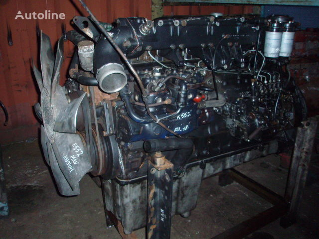 MAN D2866Lf engine for MAN tractor unit