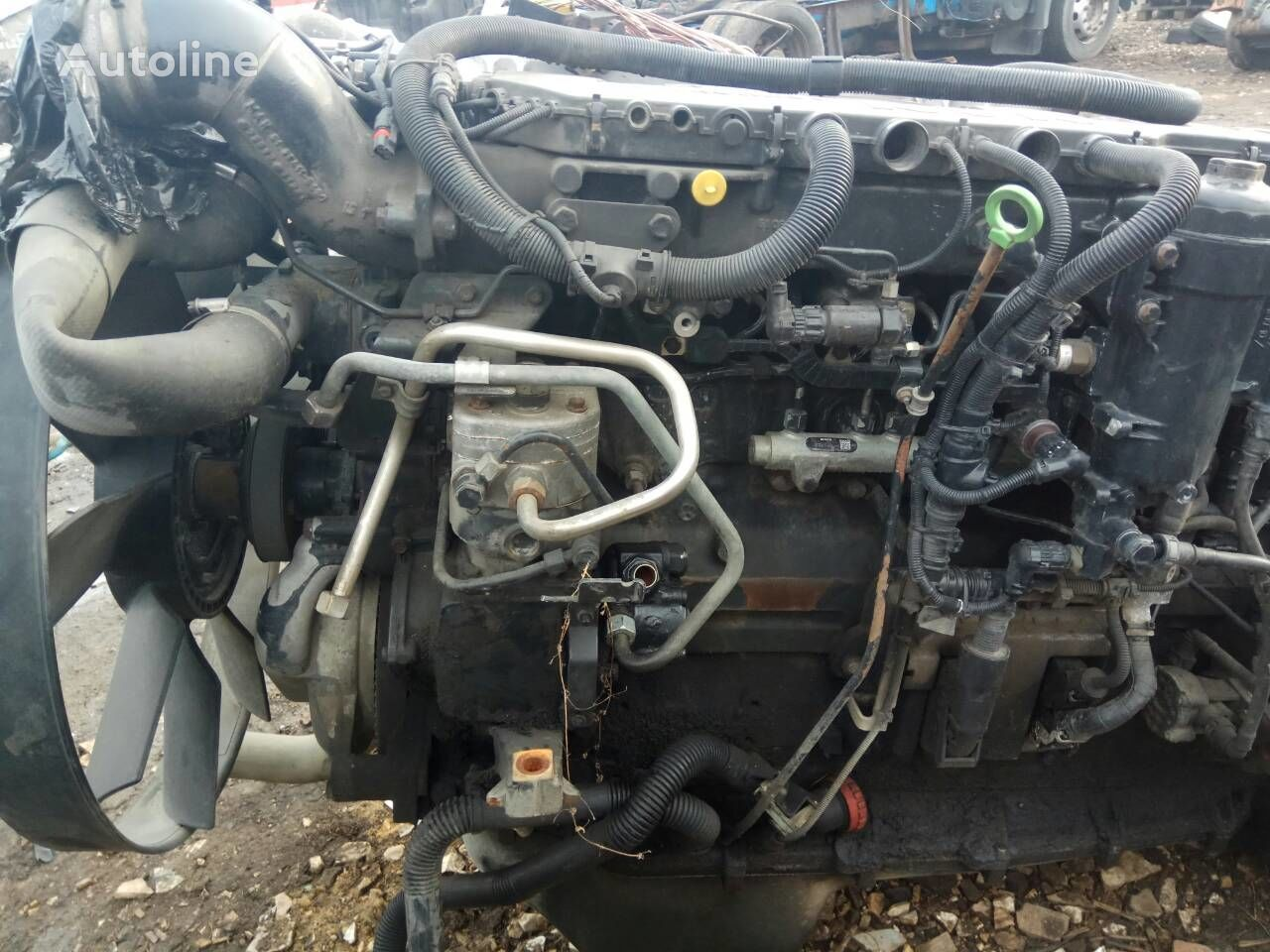 MAN D2876LF12 engine for MAN TGA truck