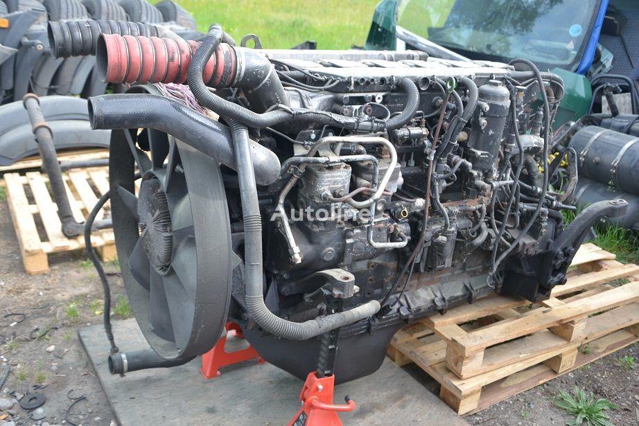 MAN D2876LF12 480 E3 engine for MAN TGA truck