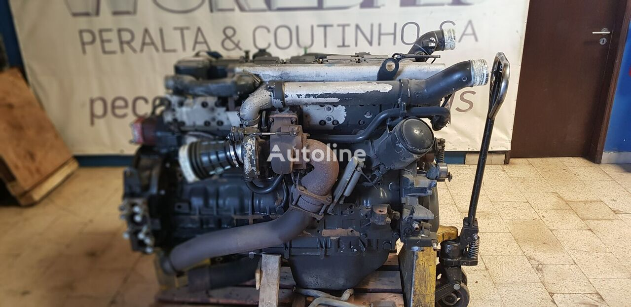 MAN D2876LF13 engine for truck