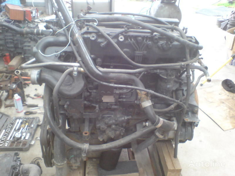 engine for MAN LE 180 KM D0834 netto 7500 zl truck