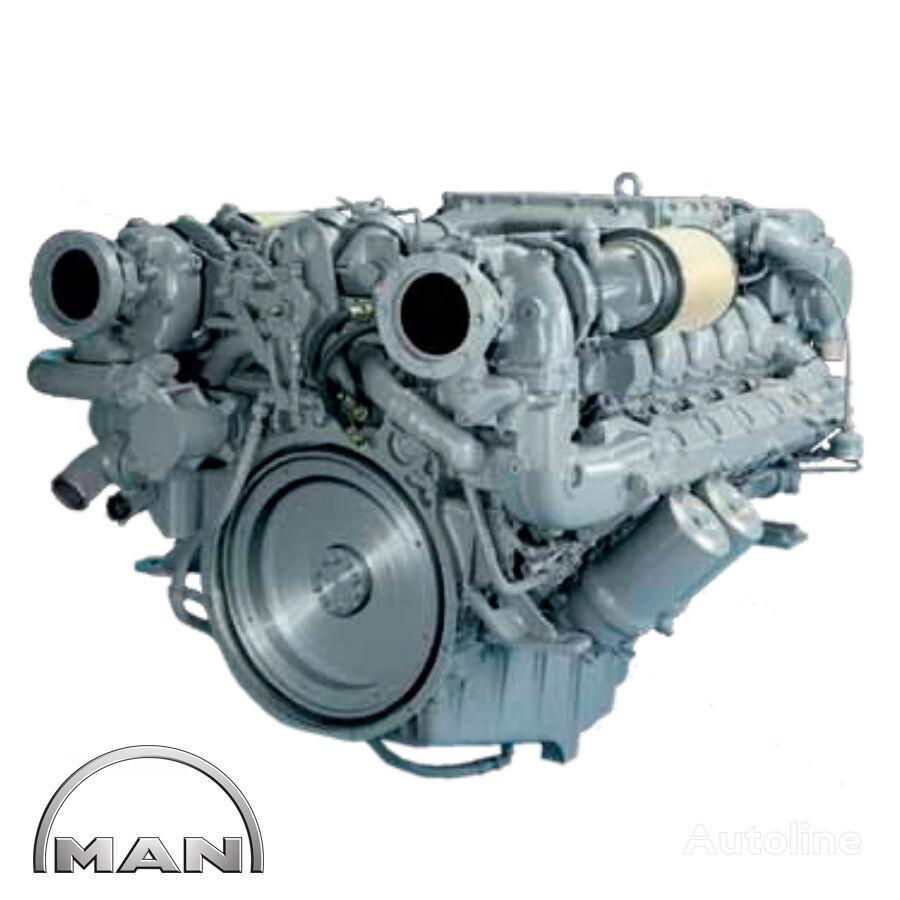 new MAN MARINE V12-1580 D2842 LE409 engine for MAN D2842LE409 camper