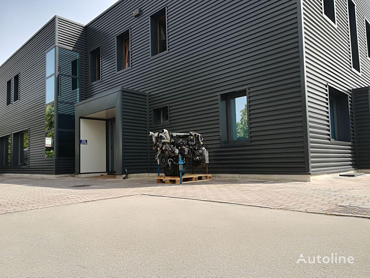 MAN MOTOR D2066 LF32 Euro 4 TGA 400 HP (D2066 LF32) engine for MAN TGA 400HP Euro 4 truck