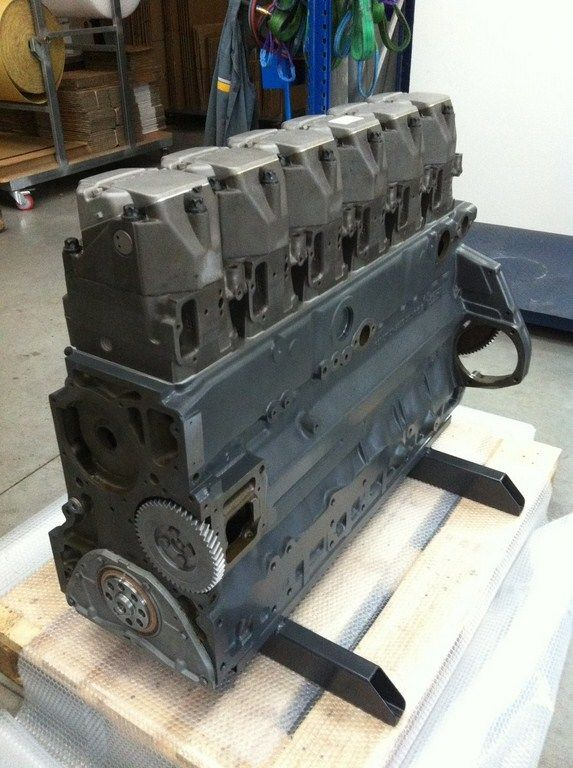 MAN MOTORE D2876LUE623 - 520CV engine for truck