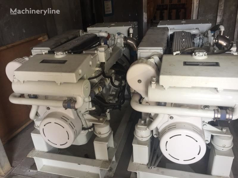 new MAN MTU Marine PROPULSION 16V4000M90 engine for MAN MTU 16V4000M90 generator