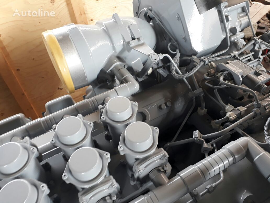 new MAN MTU PROPULSION 12V4000M90 engine for MAN MTU MARINE generator