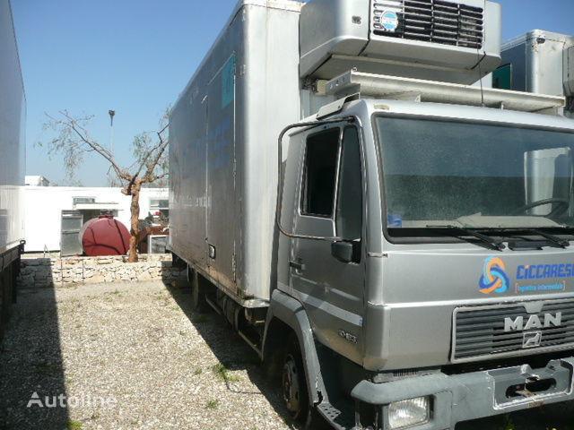 MAN Motor 10.163 D0824LFL09. Getriebe 6 Gang ZFS6-36 engine for truck