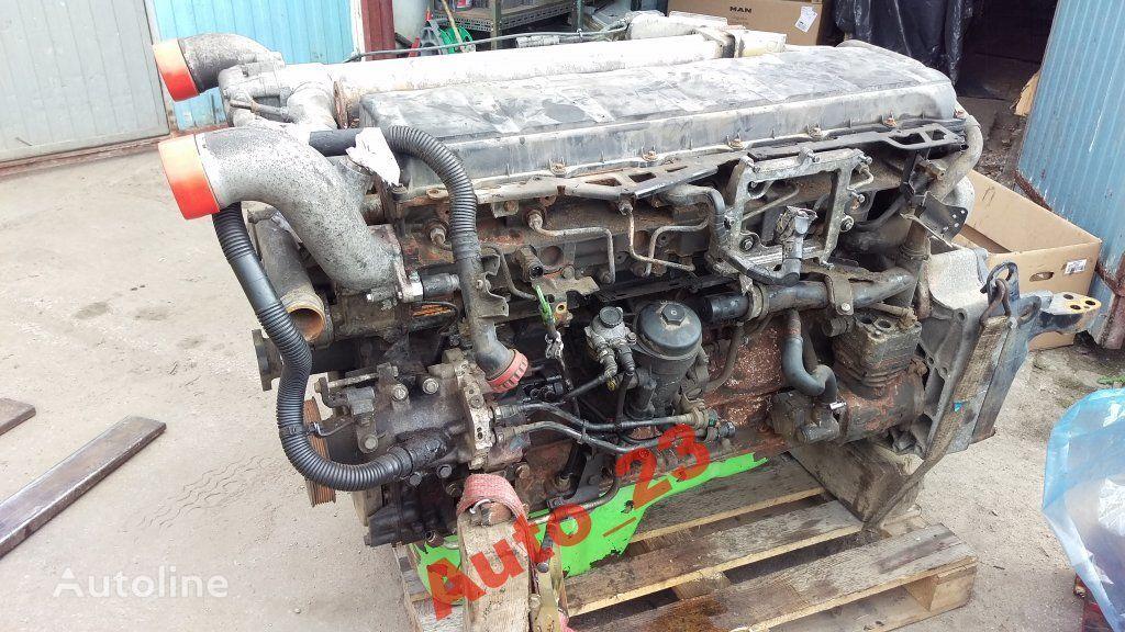 MAN TGA D2066LF Euro3 310 350 360 390 400 430 440 D20 E3 TGX TGS engine for MAN TGA 440 400 TGS TGX truck