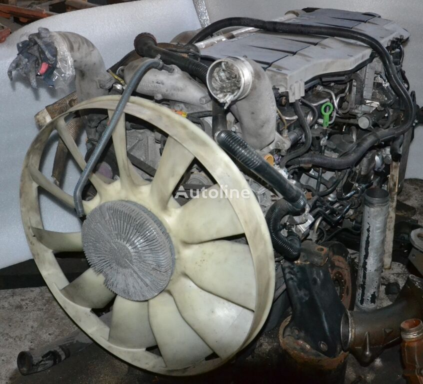 MAN TGX engine for MAN TGX 440 tractor unit