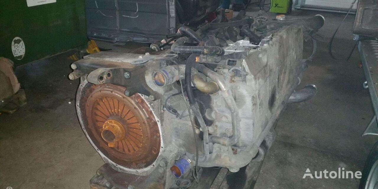 MAN TGX, semi-trailer trucks (D2066LF21 EURO5) engine for tractor unit