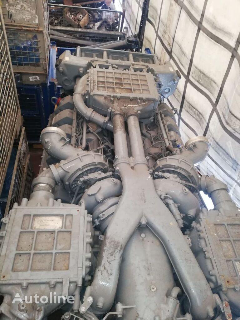 new MAN V12-1800 engine for MAN MARINE V12-1800 camper