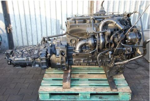 MAN d2876lf07 engine for tractor unit