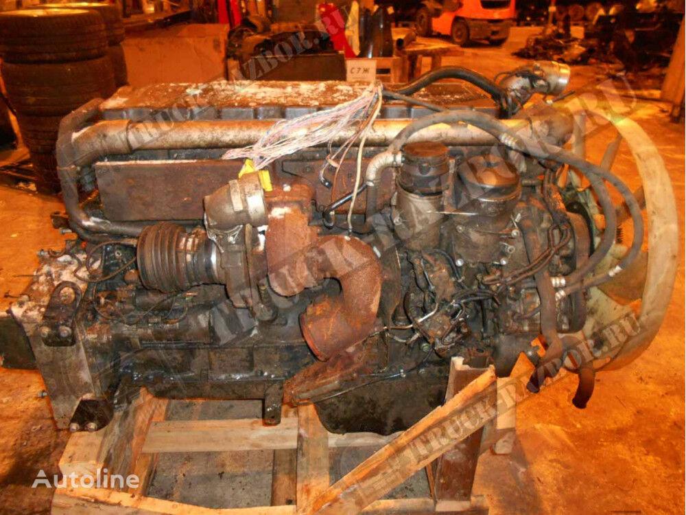 MAN DVS v sbore 2012g engine for MAN D2066LF70 tractor unit