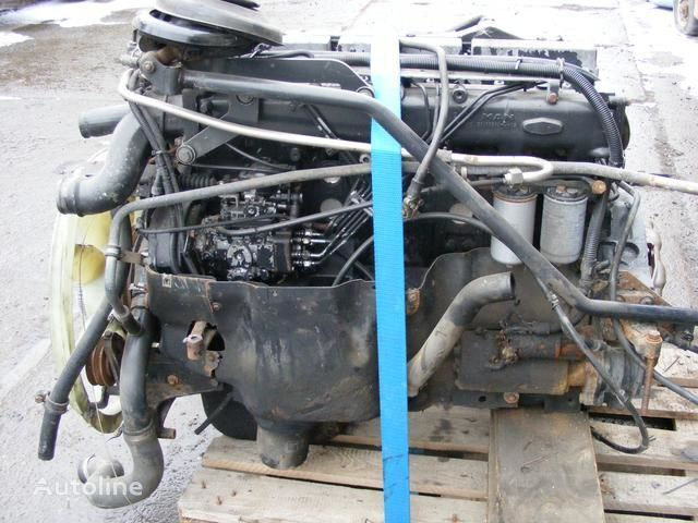engine for MAN motor 290 HP truck