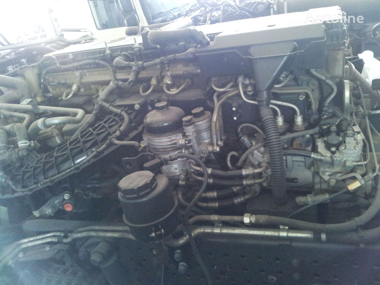 MERCEDES-BENZ Actros MP4, EURO5, EURO6 engine OM470LA, OM471LA, 002106500 engine for MERCEDES-BENZ Actros MP4 EURO5, EURO6 truck