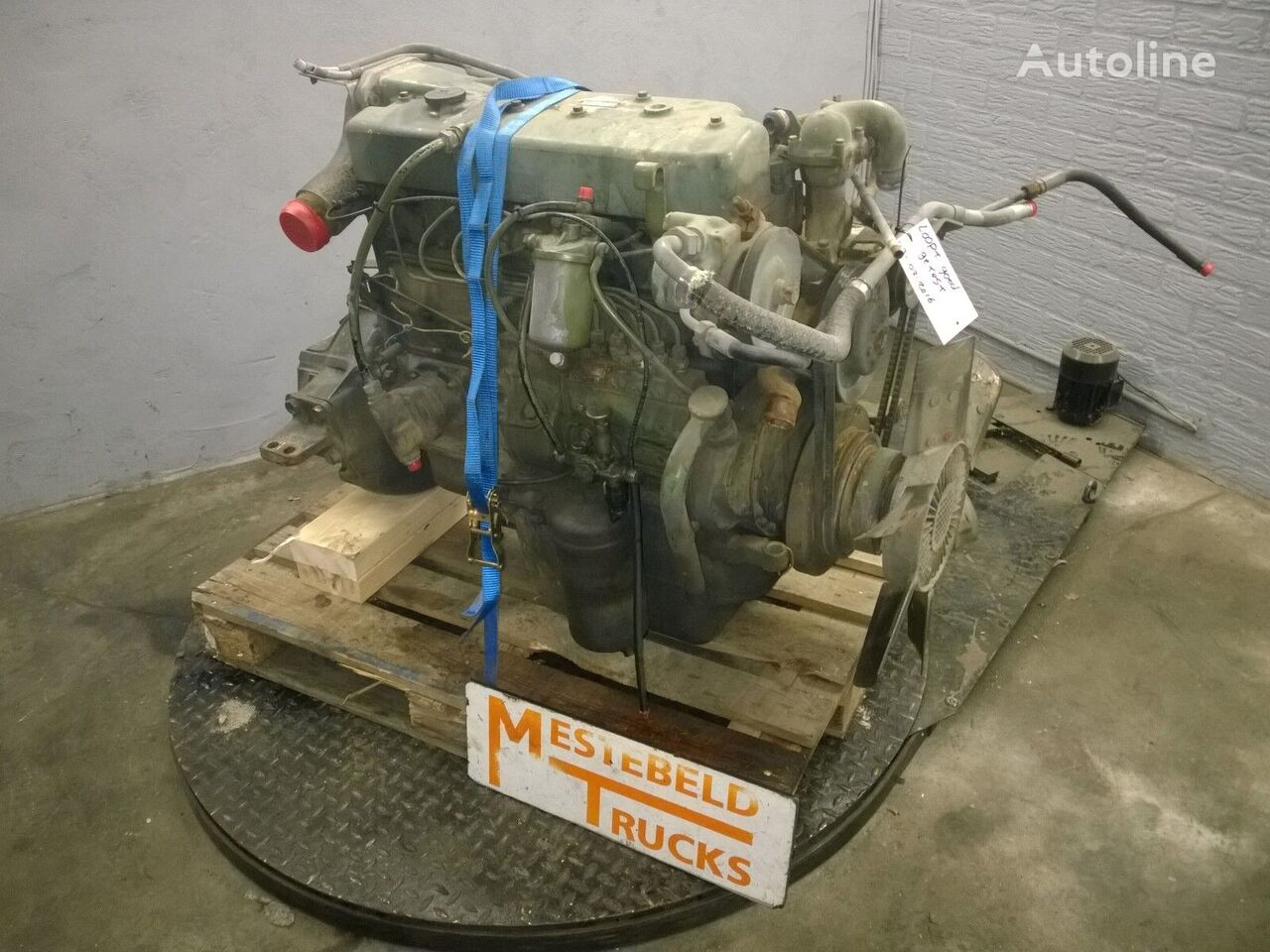 OM352 engine for MERCEDES-BENZ Motor OM 352 truck