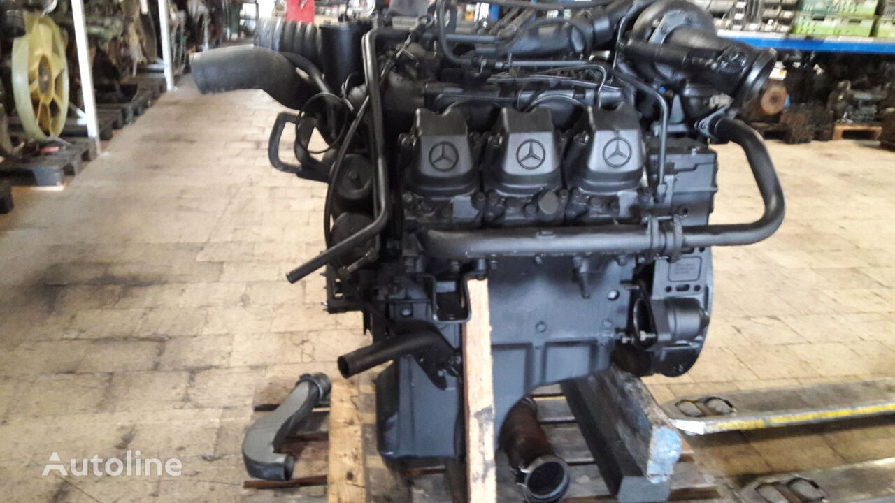 Mercedes benz om 401 la engines for mercedes benz 2527 for Mercedes benz rebuilt engines