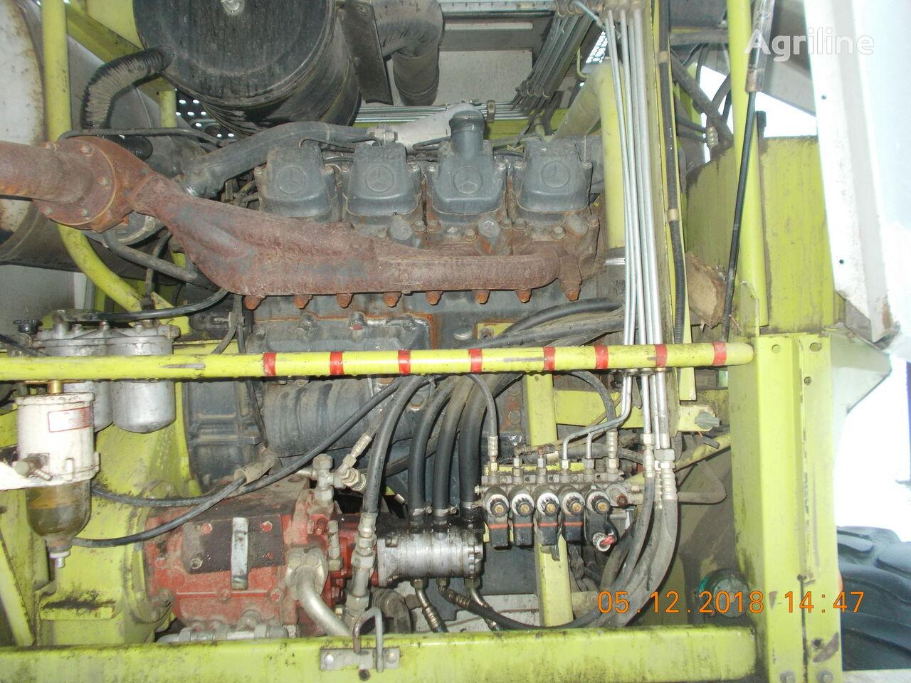 MERCEDES-BENZ OM 402 LA engine for CLAAS Jaguar 840 combine-harvester