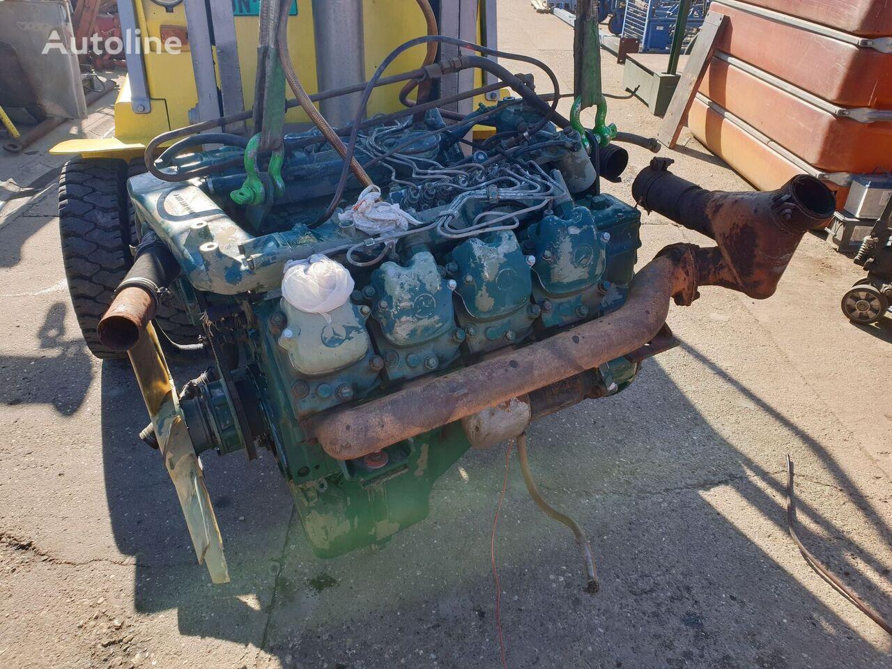 MERCEDES-BENZ OM 402 V8 engine for excavator