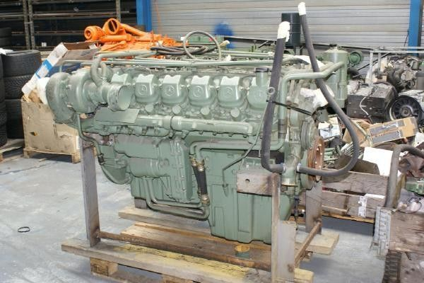 engine for MERCEDES-BENZ OM 424 A other construction equipment