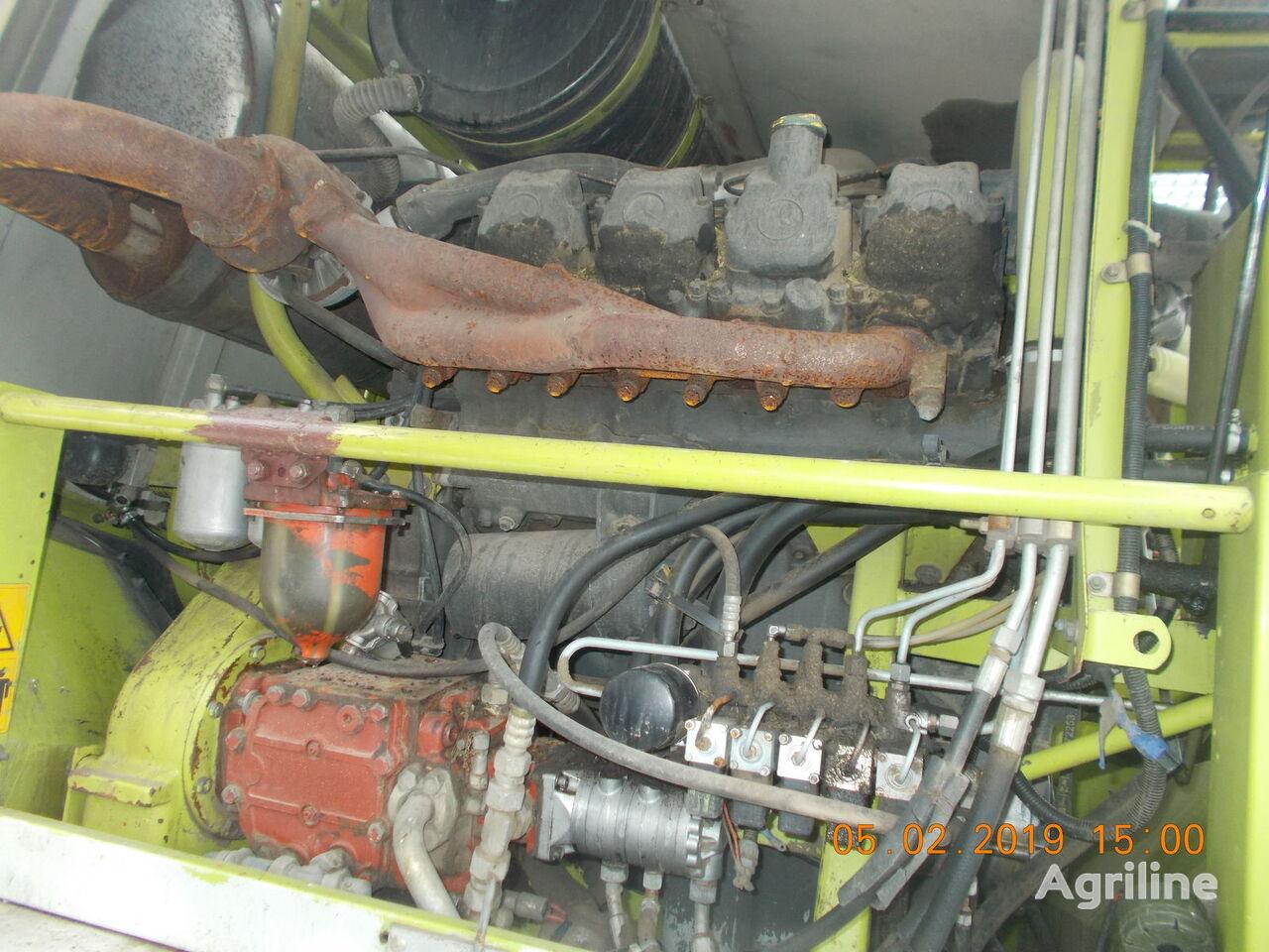 MERCEDES-BENZ OM 442 LA engine for CLAAS Jaguar 860 grain harvester