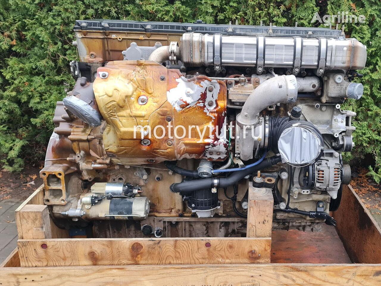 MERCEDES-BENZ OM 473 LA (473.905) engine for CLAAS grain harvester