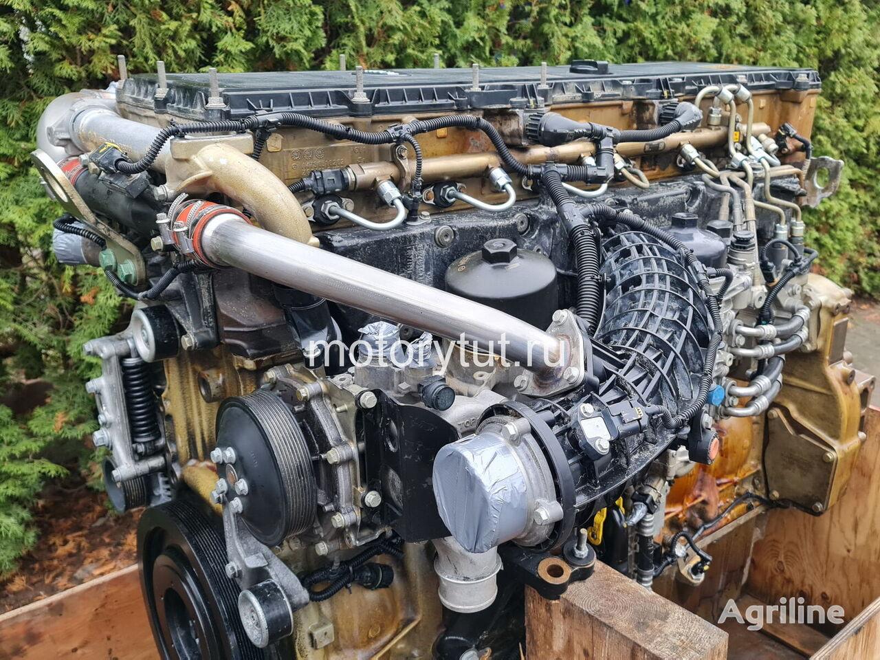 MERCEDES-BENZ OM 473 LA engine for grain harvester