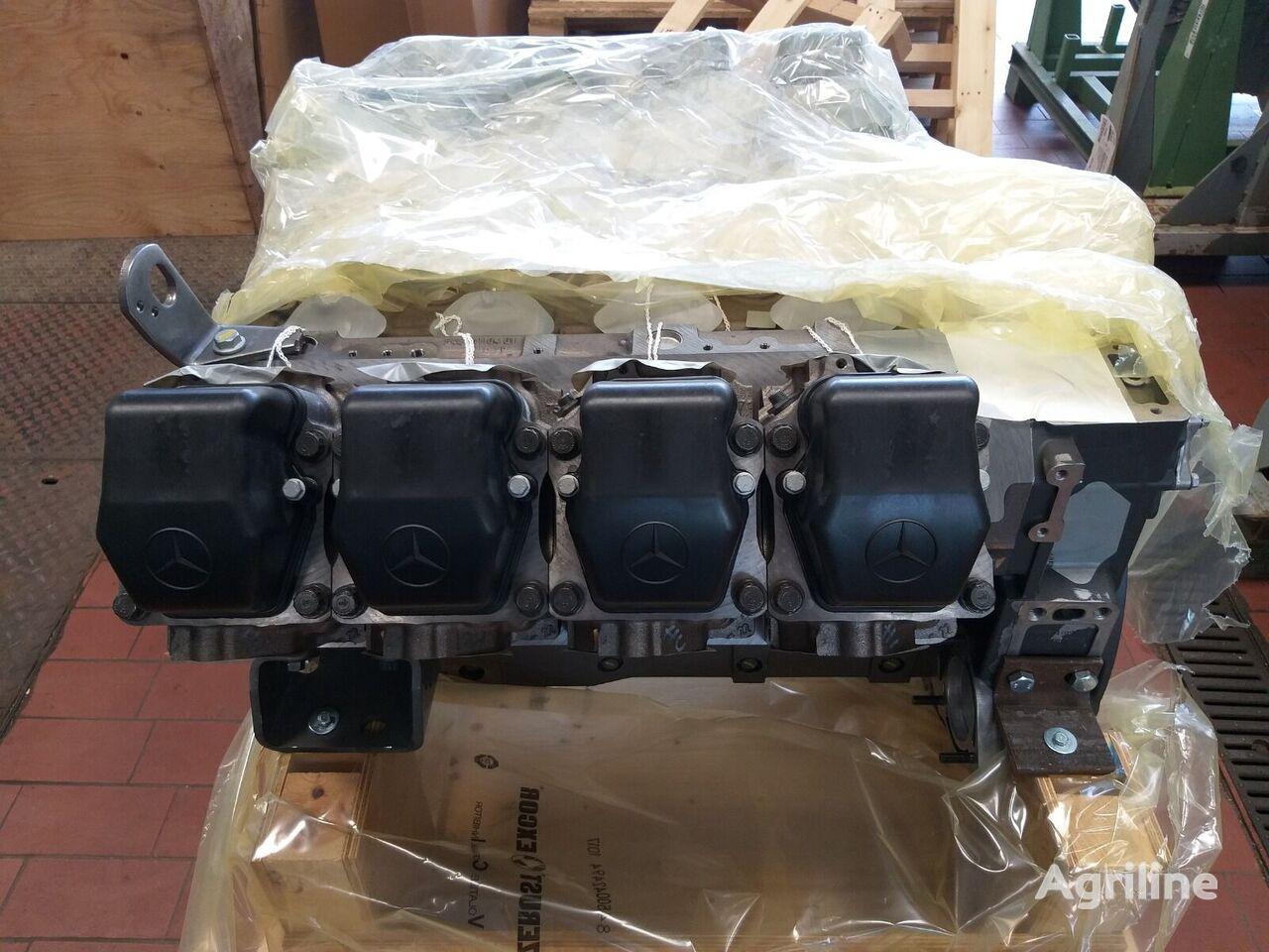 new MERCEDES-BENZ OM 502 engine for grain harvester
