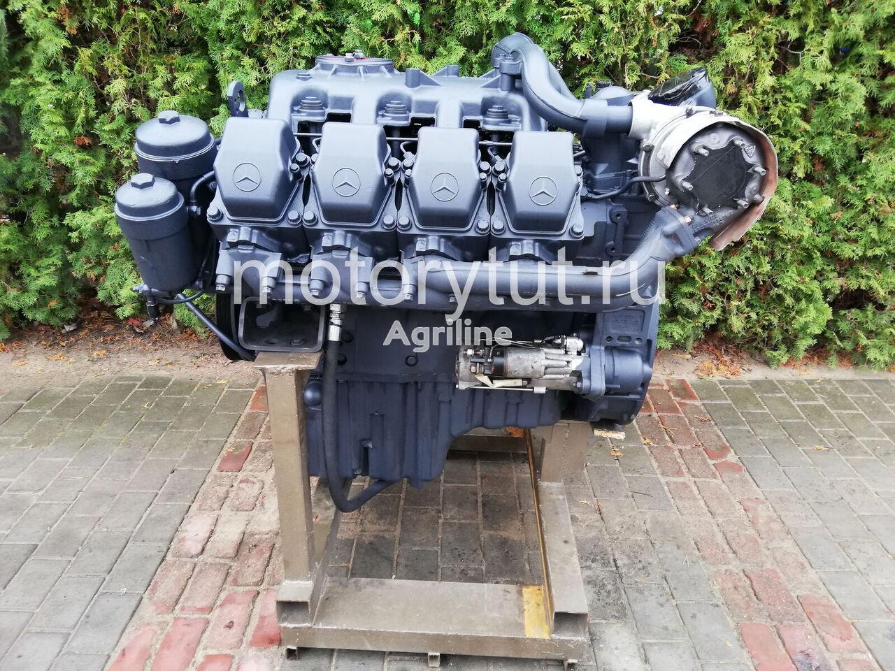 new MERCEDES-BENZ OM 502 LA (942.992) engine for CLAAS Jaguar grain harvester